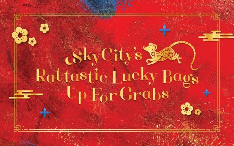 "SkyCity's Rat-astic Lucky Bags Up For Grabs 新春福袋,非你莫""鼠"""